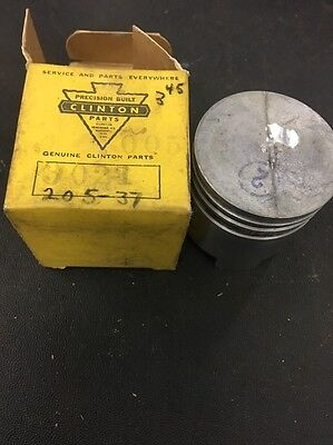 CLINTON Engines Piston Assembly 205-37-500
