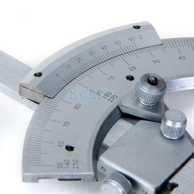 320 Universal Stainless Steel Bevel Dial Protractor Free Shipping High Quality