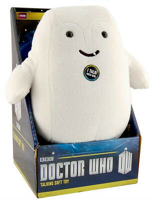 """Dr Who Figure 8"""" Plush Adipose With Sound"""