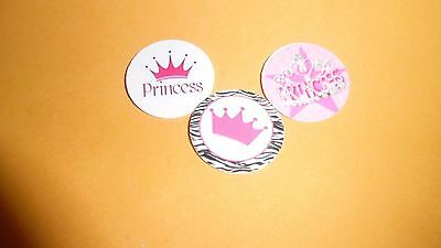FREE SHIP Pre Cut One Inch PRINCESS FROG Bottle Cap Images