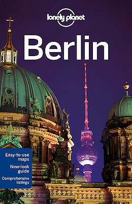 LONELY PLANET BERLIN 9 (Travel Guide) - BRAND NEW PAPERBACK