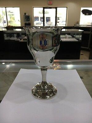 Gorham Sterling Silver Goblet 1033 Three Available