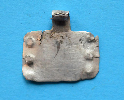 Ancient Viking Period Silver Pendant
