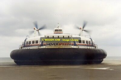 rp12047 - Hoverspeed SRN4 Hovercraft The Princess Margaret - photo 6x4