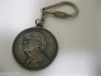 JIMMY CARTER 1976 Metal Campaign Key Chain