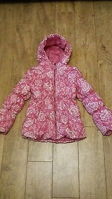 joules girls coat age 9 to 10