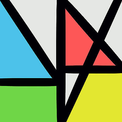 New Order Music Complete 2 X Lp New Sealed 2016 Joy Division