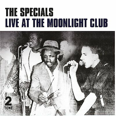 THE SPECIALS Live At The Moonlight Club 2014 UK 180g vinyl LP SEALED/NEW