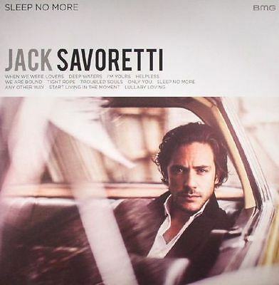 Jack Savoretti Sleep No More Vinyl Lp New Sealed 2016