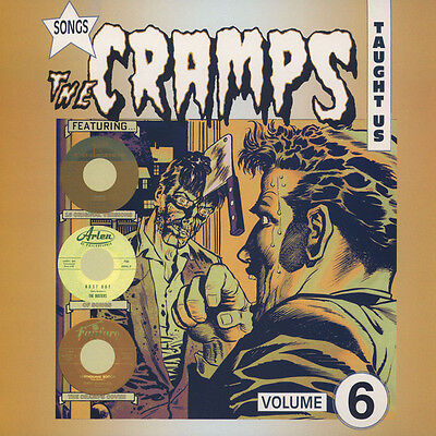Various - Songs The Cramps Taught Us Volume 6 LP New
