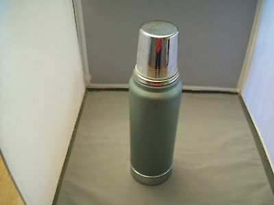 1978 Stanley Stainless Steel Thermos Bottle A-944C--Quart Size