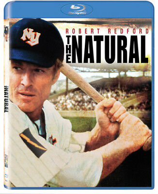 The Natural [New Blu-ray] Ac-3/Dolby Digital, Dolby, Dubbed, Subtitled, Widesc