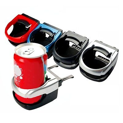 Auto Car Vehicle Can Beverage Drink Cup Bottle Holder Stand Mount Accessories