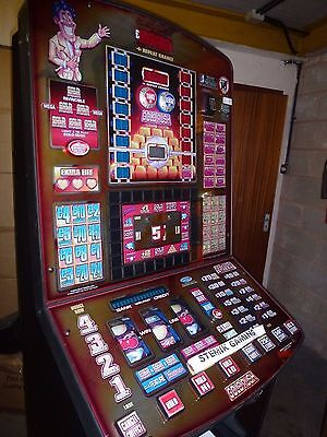 Take It Or Leave It Gold Rush Fruit Machine On £70 Jackpot