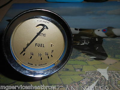 SMITHS  FUEL GAUGE AUSTIN HEALEY FG2530/03  1 only NOS not repeatable