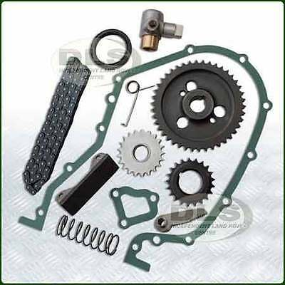 LAND ROVER SERIES 2/2a/3 2.25 Pet- Timing Chain and Tensioner Kit to`74 (DA1337)