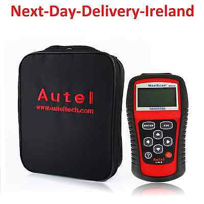 MS509 Autel Diagnostic Scanner Code Reader Car Tool MaxiScan CAN OBDII OBD2 EOBD