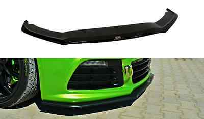 Cup Spoilerlippe Front Diffusor Carbon VW SCIROCCO R ver2