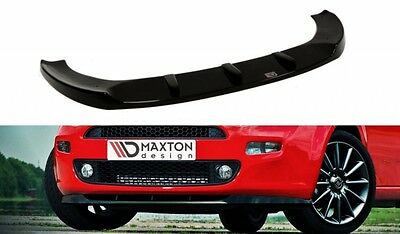 Cup Spoilerlippe Front Diffusor FIAT PUNTO Facelift