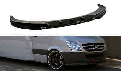 Cup Spoilerlippe Front Diffusor Mercedes SPRINTER 2006-2012
