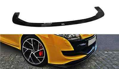 Cup Spoilerlippe Front Diffusor RENAULT MEGANE 3 RS v.2