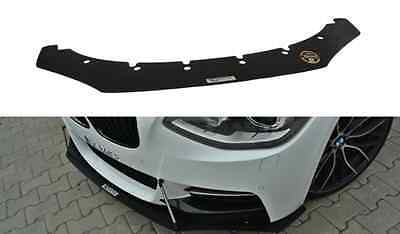 Racing Cup Spoilerlippe Front Diffusor Spoiler BMW 1er F20 M Performance