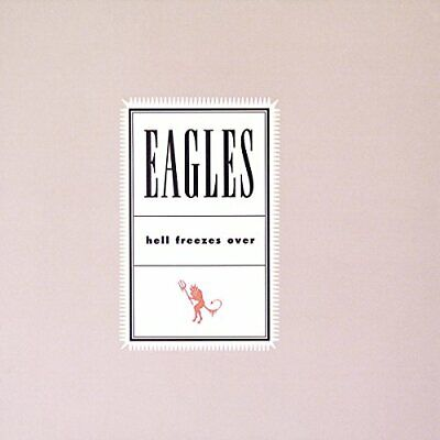 Eagles - Hell Freezes Over - Eagles CD U0VG The Cheap Fast Free Post The Cheap