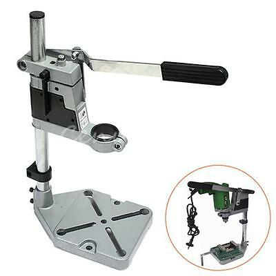 Electric Bench Drill Stand Clamp Drilling Collet 35&43mm for Machinist Workshop
