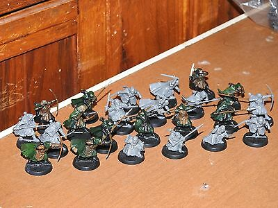 24 Warhammer Lord Of The Rings Faramirs Rangers