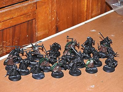 24 Warhammer Lord Of The Rings Warriors Of Rohan