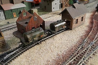 Piko, Wwii Military Tank Wagons, Scale Tt