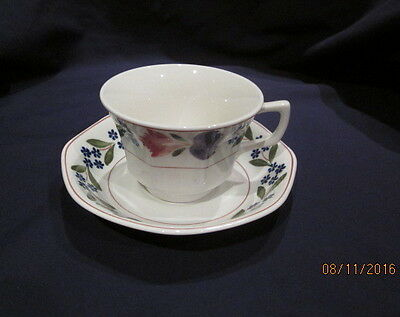 Adams Old Colonial Tea Cup And Saucer Several Available