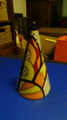 Lorna Bailey Sunshine sugar shaker Excellent Condition FREE P&P +