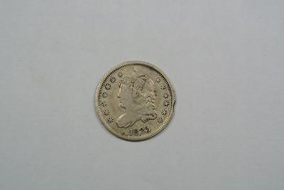 1835 Capped Bust Half Dime, VF+ Condition, Free Shipping! - C334