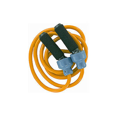 Champion Sports 3lb Weighted Jump Rope - Yellow