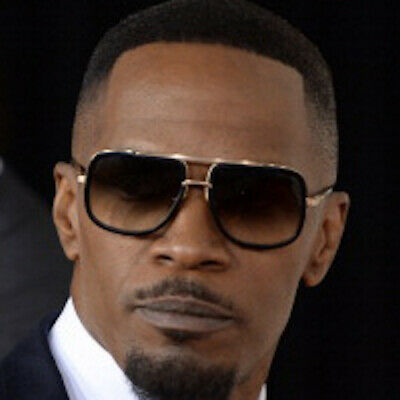 Retro Vintage Flat Top Metal Bar Gamach AVIATOR Oversized  Women Men Sunglasses