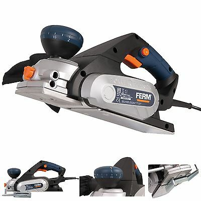 Ferm Power Electric Planer 650w Power Tool 230v
