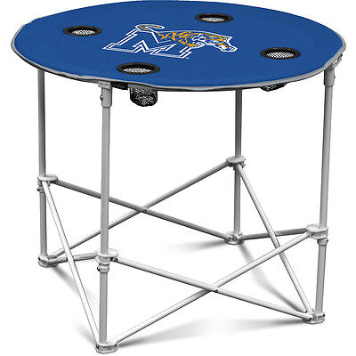 Logo Chair Memphis Tigers Round Table
