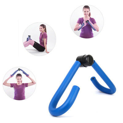 Compact Thigh Exerciser Master Workout Tone Home Gym Fitness Equipment Tool