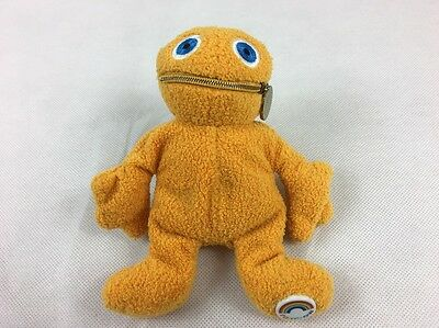 "Zippy From Rainbow Vintage Golden Bear Products 1972  Soft Toy 6"" Pearson Tv"