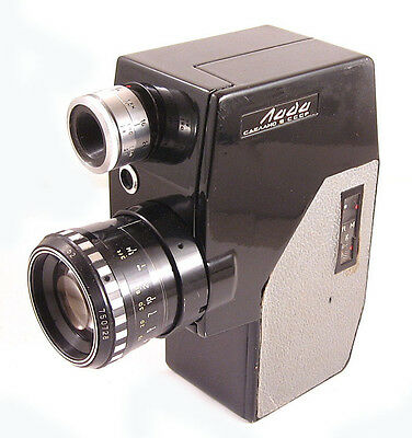 LADA Russian 2x8 Movie Camera Kit