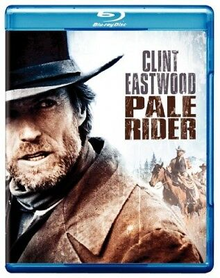 Pale Rider [New Blu-ray]