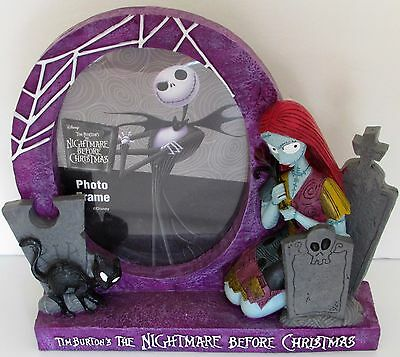 Nightmare Before Christmas Sally Resin Photo Picture Frame