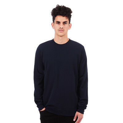 Libertine-Libertine - Temple O-Neck Sweater Navy Pullover Rundhals