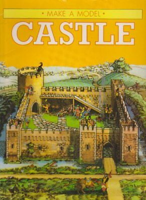 Make a Model Castle Paperback Book The Cheap Fast Free Post