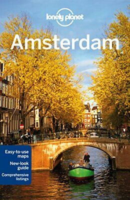 Lonely Planet Amsterdam (Travel Guide) by Le Nevez, Catherine Book The Cheap
