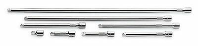"Sk Hand Tool, Llc 4538 8 Piece Extension Set 1.5""-24"" 3/8"" Drive"