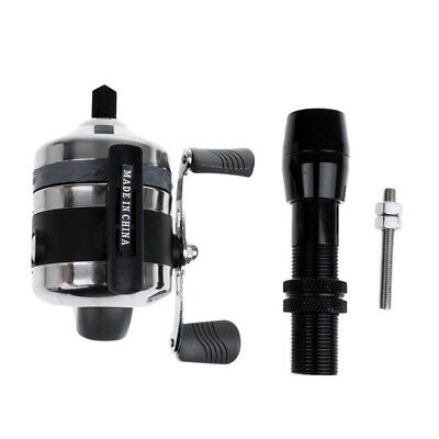 Professional Bow Fishing Spinning Reel Spincast Reel Gear Ratio 3.3:1 Tackle