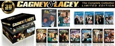 Cagney & Lacey: Complete Collection [New DVD] Boxed Set