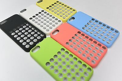 Package OEM Apple Silicone Case For Apple iPhone 5C (Choose colors)